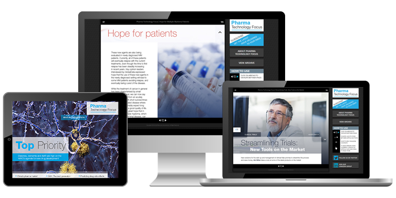 Pharma Technology Focus – Issue 43