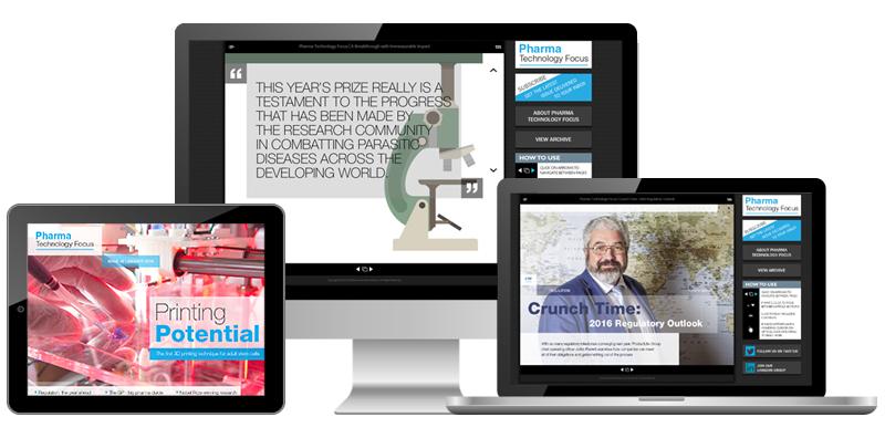 Pharma Technology Focus Issue 42