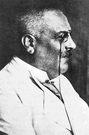 Alzheimer's disease is named after the German physician Alois Alzheimer, who in 1906 described amyloid plaques and neurofibrillary tangles in the brain of a 51-year old female patient, Auguste D, who died from severe dementia.