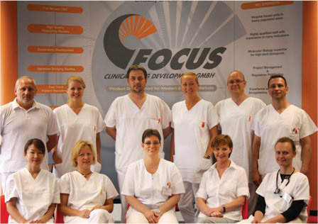 FOCUS Clinical Drug Development