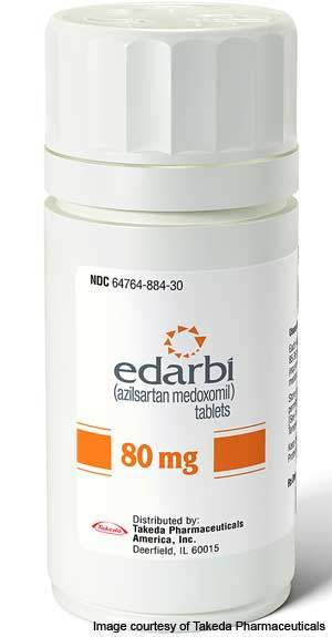 On 26 February 2011, Takeda received the US FDA approval for Edarbi for the treatment of hypertension in adults.