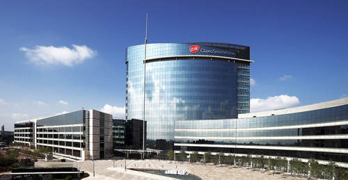 Headquartered in the UK and with operations based in the US, GSK is among the industry leaders, with an estimated 7% of the world's pharmaceutical market.