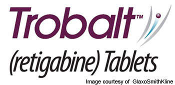 Trobalt (ezogabine/retigabine) is indicated for the treatment of partial-onset epileptic seizures in patients aged more than 18 years old. Canada-based Valeant Pharmaceuticals and GlaxoSmithKline are developing the drug jointly.