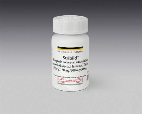 Stribild is approved in the US, for the treatment of HIV-1 infection in adults who are antiretroviral treatment-naïve.