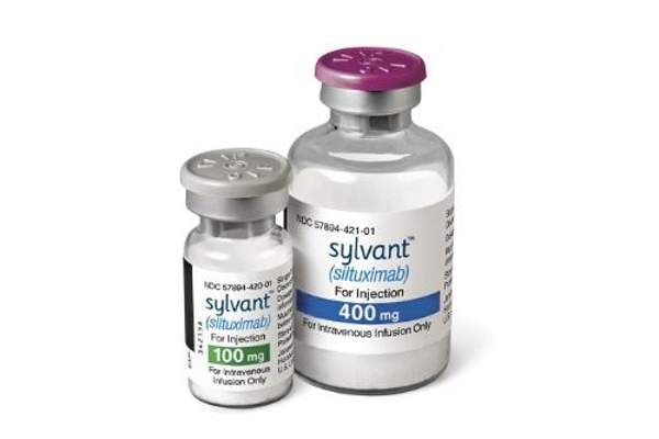 Sylvant is available in 100mg and 400mg vials for injection. Image: courtesy of Janssen Biotech, Inc.