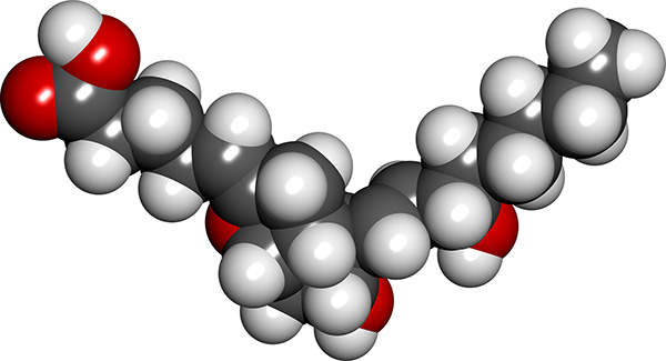 Veletri is a synthetic version of a substance produced by the human body called prostacyclin.