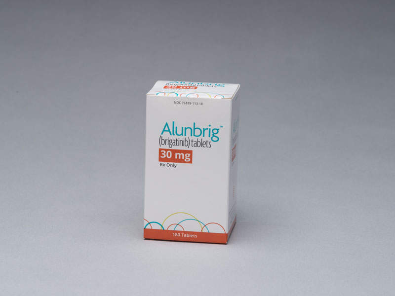 Alunbrig obtained accelerated approval from the US FDA in April 2017. Image courtesy of Takeda Pharmaceutical Company Limited.