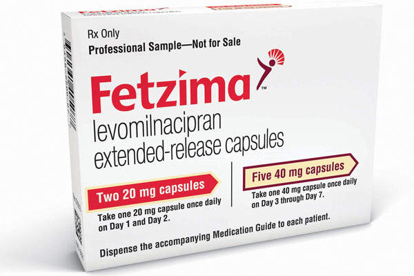 Fetzima is an antidepressant which is indicated for the treatment of major depressive disorder (MDD) in adults.