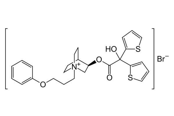 Duaklir Genuair consists of aclidinium bromide, a long-acting bronchodilator drug. Image: courtesy of Fvasconcellos / Wikimedia Commons.