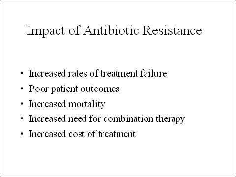 Antibiotic resistance among gram-positive pathogens is a growing problem and contributes to increased rates of treatment failure and poor prognosis.