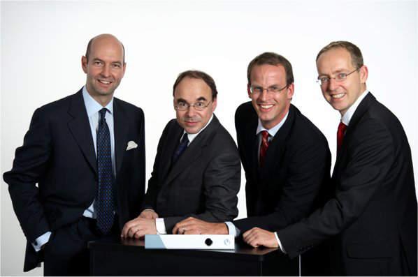 Catenion's founding partners
