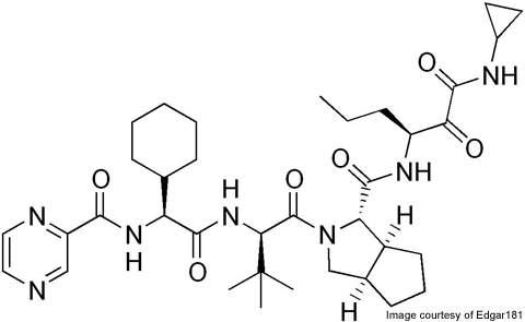 incivek-telaprevir2 - Drug Development Technology