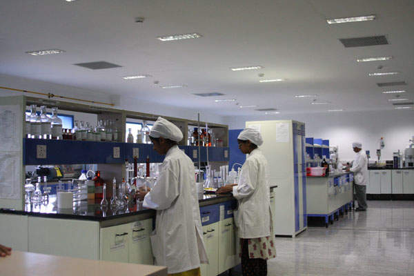 Pharmaceutical development labs