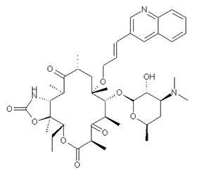 Restanza, Advanced Life Sciences' lead product candidate, is a novel once-a-day antibiotic.