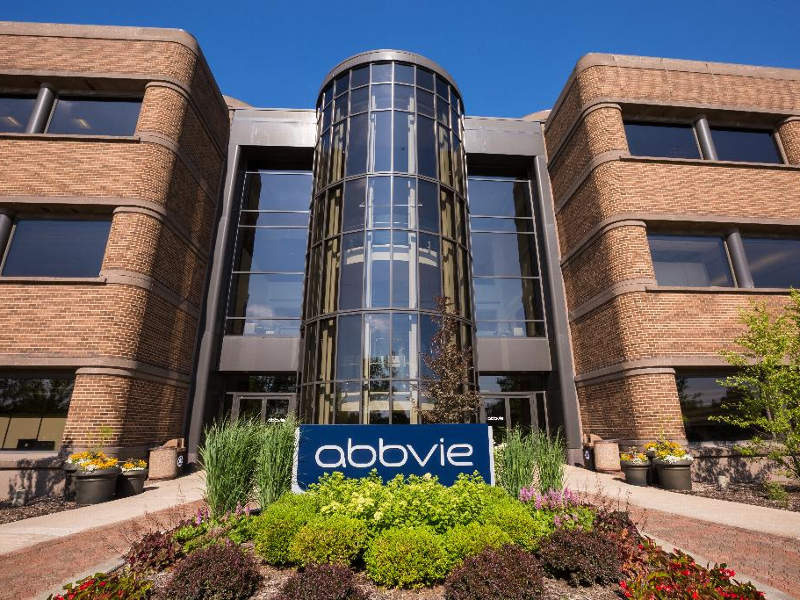 MAVYRET is developed by AbbVie, headquartered in North Chicago, Illinois, US. Image courtesy of AbbVie Inc.