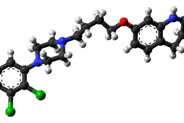 Ablify contains a dopamine partial agonist compound. Image: courtesy of Jynto.