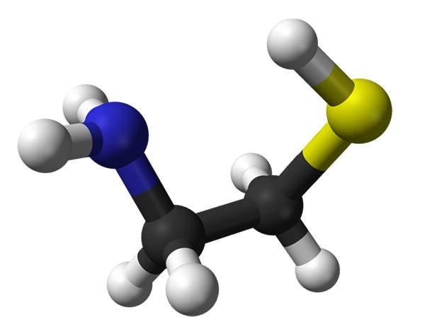 Cystaran contains cystine-depleting agent, cysteamine.
