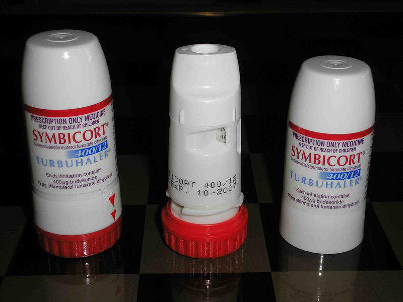 Symbicort is available in pressurised metered dose inhaler and Turbuhaler.