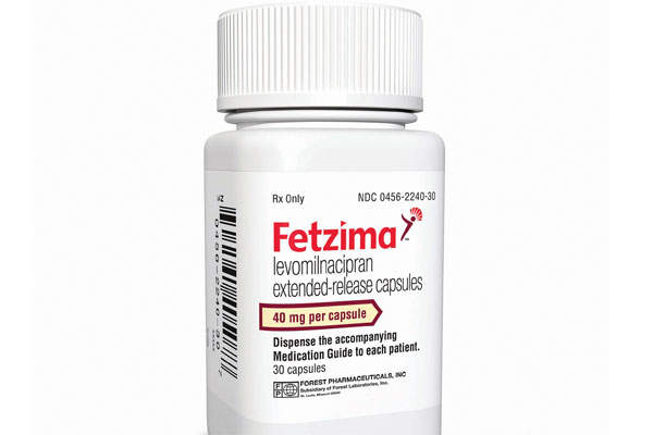 Fetzima is available in doses ranging between 20mg and 120mg.
