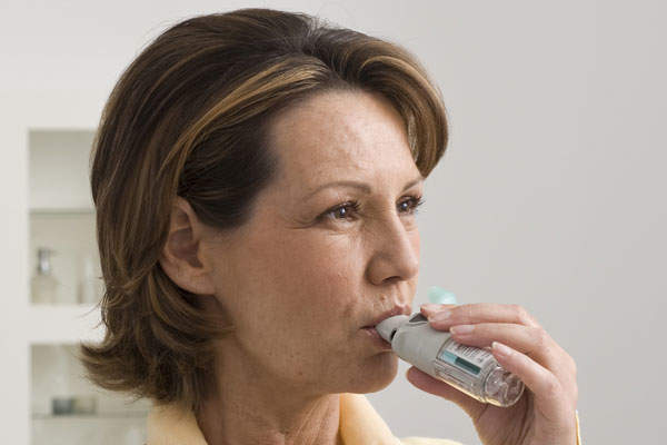 Striverdi Respimat inhalation spray is meant for oral inhalation. Image courtesy of Boehringer Ingelheim GmbH.