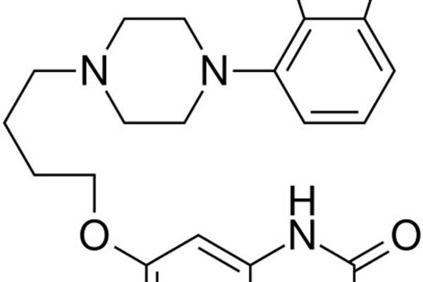 Rexulti contains an active ingredient called brexpiprazole, which is a serotonin-dopamine activity modulator (SDAM). Image is in the public domain.