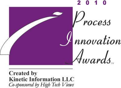 Kinetic Process Innovation Award