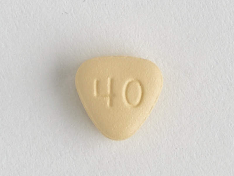 Cabometyx is available as a 20mg, 40mg or 60mg tablet. Image courtesy of Business Wire.