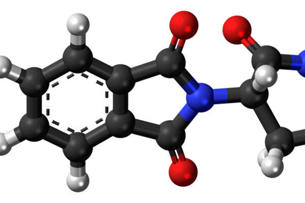 Revlimid is a derivative of thalidomide.