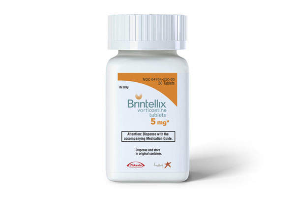 Brintellix is available for oral administration in doses ranging from 5mg, 10mg and 20mg tablets. Image courtesy of H. Lundbeck A/S.