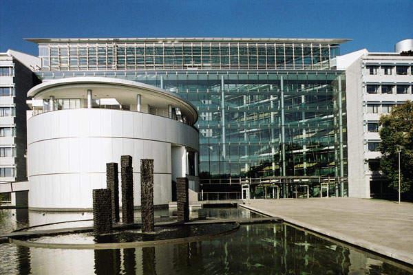 Boehringer Ingelheim (BI) is headquartered in Ingelheim, Germany. Image courtesy of Boehringer Ingelheim GmbH.