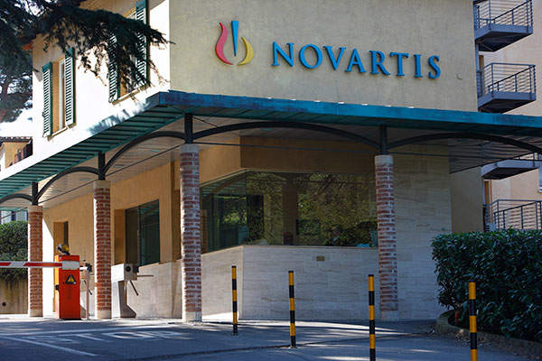 Glatopa was developed by Momenta in collaboration with Sandoz, a Novartis company. Image: courtesy of Novartis.