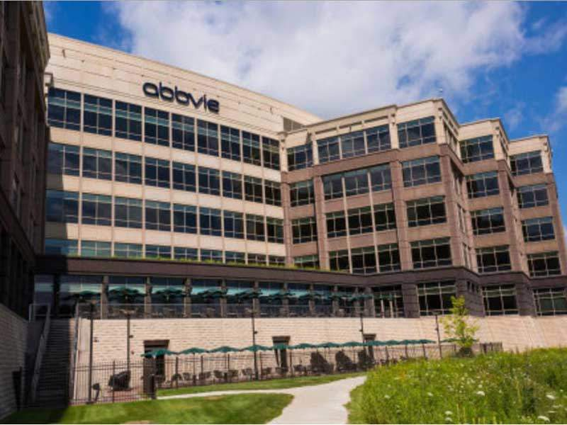 Biogen and AbbVie are co-promoting Zinbryta in the US. Image courtesy of Biogen.