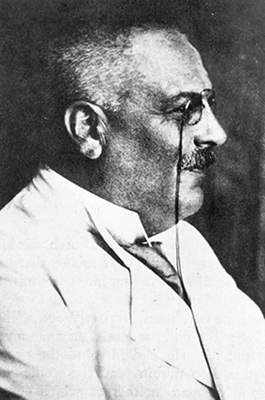 Alzheimer's disease is named after the German physician Alois Alzheimer.