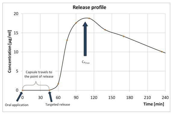 Drug release profile