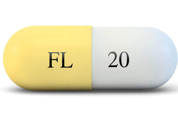 Fetzima 20mg capsule.