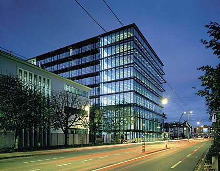 Roche R&D Centre, Basle.