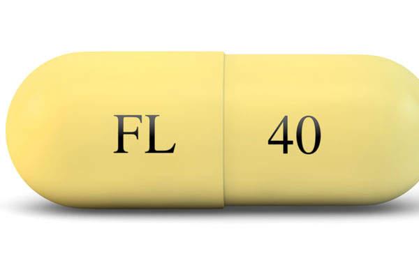 Fetzima 40mg capsule.