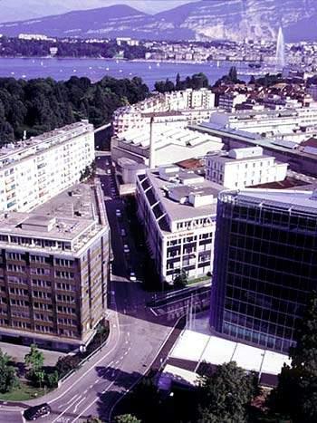 Geneva is the home of Serono, Europe's number one biotech company.