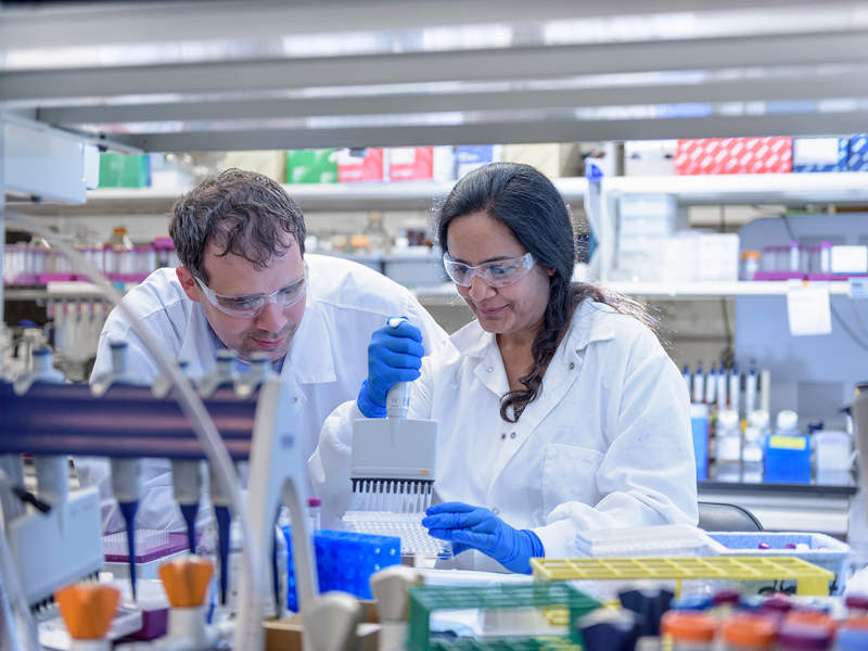 Lumoxiti (Moxetumomab pasudotox) is developed by Medimmune, the biologics arm of AstraZeneca. Image courtesy of Medimune.