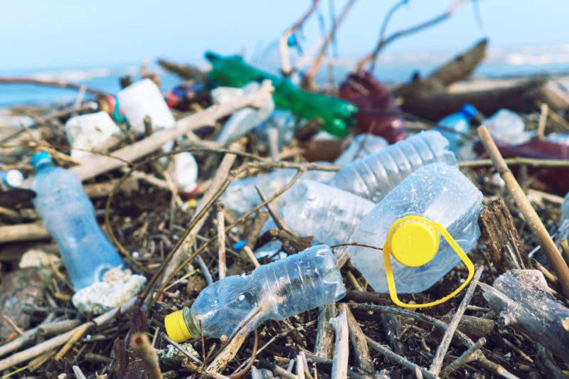plastic waste aerogels