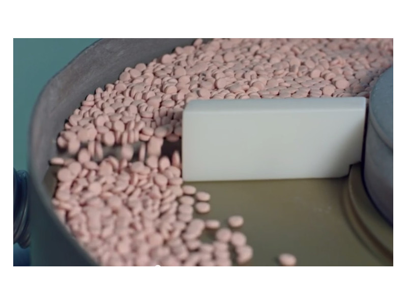 Piqray® is available as oral, film-coated tablets in 50mg, 150mg, and 200mg strengths. Image courtesy of Novartis Pharmaceuticals Corporation.