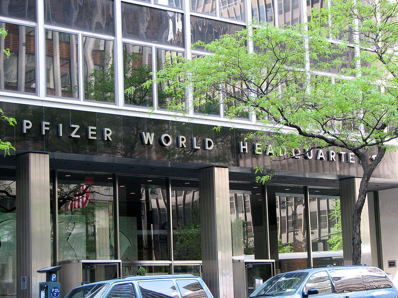 Pfizer reports favourable outcomes for rheumatoid arthritis drug