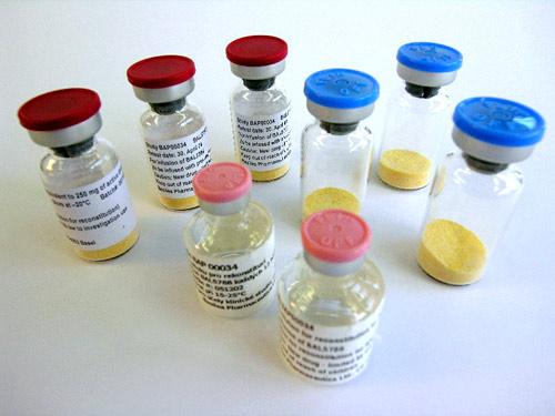 Ceftobiprole - Injectable Anti-MRSA Cephalosporin Antibiotic