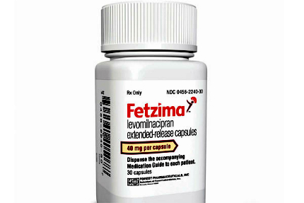 Fetzima contains serotonin and norepinephrine reuptake inhibitors