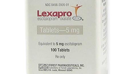 Forest Laboratories' major depressive disorder (MDD) treatment Lexapro