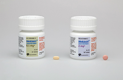 GSK expects to commercially launch Mekinist in the US market