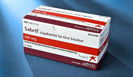 Sabril (Vigabatrin) - Treatment for Refractory Complex Partial Seizures and Infantile Spasms