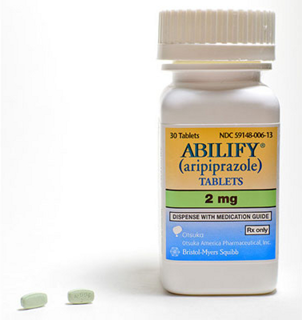 Abilify, which is available in tablet form for administration, is planned to be introduced in the form of a digital medicine embedded with a sensor.