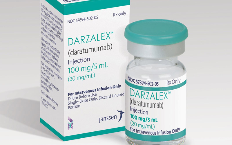 Darzalex (daratumumab) was approved by the FDA in November 2015.