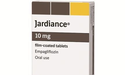 Jardiance tablets for type 2 diabetes